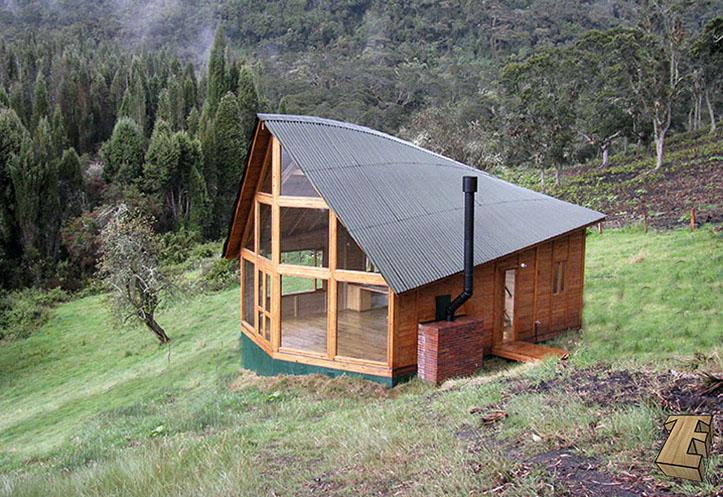 casa e madera