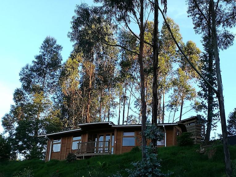casa prefabricada de madera